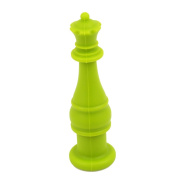 Lalang Chess Shape Kids Teething Pencil Topper Silicone Pen Cap