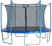 Upper Bounce 3.7m Trampoline and Enclosure Set