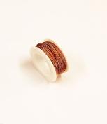 Bare Copper Twisted Wire 24 Ga 4.6m Spool