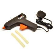 Trigger Electric 230 Volt Very Hot Melt Glue Gun for Hobby Craft DIY SIL63