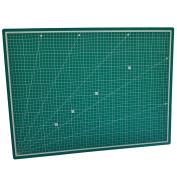 A2 Self Healing Cutting Mat Non Slip Printed Grid Line Knife Board TE338