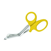 New Safety and Rescue Scuba Diver EMT Scissors Shears with Sheath & Male Connector