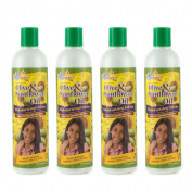 Sofn'Free n'Pretty Olive & Sunflower Oil Moisturising Lotion 350ml Pack of 4
