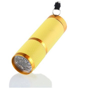 Eshylala 1 PCS LED Nail Dryer Curing Flashlight Lamp Torch Light For UV Gel Nail Polish
