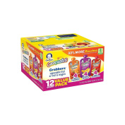Gerber Graduates Grabbers Fruit or Fruit & Veggies, Variety Pack