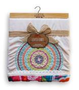 Levtex Baby Blanket - Mandala - 80cm x 100cm
