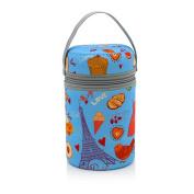 Insulated Neoprene Bottle Storage Bag Baby Bottle Tote Bag Lightweight Machine Washable
