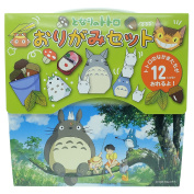 Ensky My neighbour totoro Origami Set from Japan