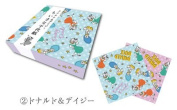 Disney Donald & Daisy small Chiyogami Paper Origami