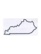 Pack of 3 Kentucky State Stencils Made from 4 Ply Mat Board 18x24, 16x20, 11x14