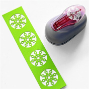 CADY Crafts Punch Scrapbooking Stamping Greeting card paper punch 37mm