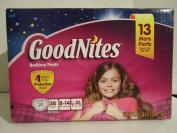 Goodnights Bedtime Pants L/XL 38 ct.