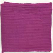 Bambino Land Muslin Swaddling Blanket - Berry