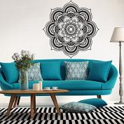 Wall Decor Mandala Decal Vinyl Sticker Home Mural Bedroom Yoga Studio Decoration 3 colour