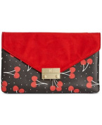 International Concepts Zitah Foldover Clutch