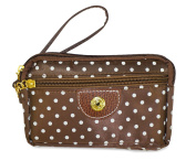 Polka Dots Wristlet Wallet Collection
