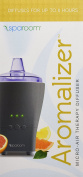 SpaRoom Aromalizer Microair Therapy Diffuser, Grey, 0.3kg