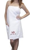 KYS Alpha Phi Waffle Towel Wrap