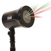 Tristar Products T8C5 Star Night Laser Light, Red/Green
