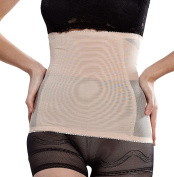 Vogue of Eden Women's Stretchable Abdominal Support Belt - Slim/Thin/Antibacterial