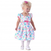Jona Michelle Cap Sleeve Dress for Girls