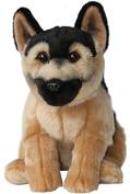 German Shepherd Soft Toy 30cm