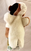 Plush Soft Toy GuineapigHand Puppet by Dowman Soft Touch. 25cm.