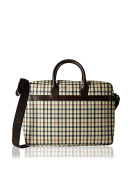 Daks London Multicolour Bag Hand Strap/Coffee
