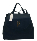 Pollini Women's Backpack blue blue grande