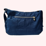 Womens Multi Pocket Casual Handbag Travel Bag Messenger Cross Body Bag