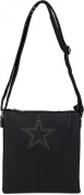 styleBREAKER Women's Cross-Body Bag black black One Size