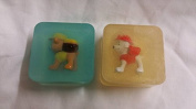 Childrens MINI puppies inside soap x2 stock sent will depend on availability