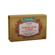 Palmolive Damask Rose & Musk Aromatic Bar Soap 150g Bars
