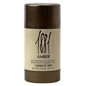 1881 Amber by Nino Cerruti Deodorant Stick 75 ml