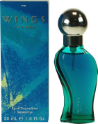 Giorgio Beverly Hills Wings For Men 30ml Eau De Toilette Spray With Gift Bag