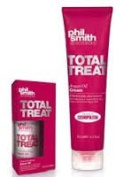 PHIL SMITH TOTAL TREAT TRANSFORMING ARGAN OIL & ARGAN OIL CREAM