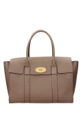 HH3794205D614 Mulberry Shoulder Bags Women Leather Brown