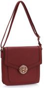 Ladies Women's Fashion Designer Celebrity Small Quality Faux Leather Shoulder Handbag Cross Body Bags CWS00431 CWRM140929 CWRM140928