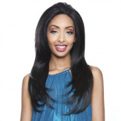 ISIS BROWN SUGAR Human Blended Whole Lace Wig - BS401 (#1B - Off Black) by ISIS HAIR