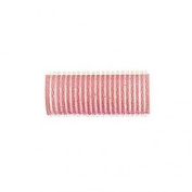 Mezzo Hook and loop Rollers Small Pink 24 mm x12