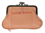 Leather Change Purse By Marshal