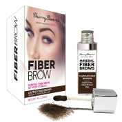 Cherry Blooms Instant Fibre Brow Kit - Cappuccino Brown