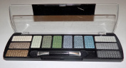 Pink Tease 12 Colour Eyeshadow Palette - 12 Assorted Colours