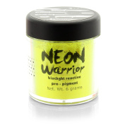 Medusa's Make Up Body Paint Neon Warrior Flo Yellow