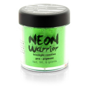 Medusa's Make Up Body Paint Neon Warrior Flo Green