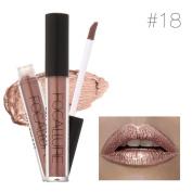 JACKY Lipstick Makeup Lips Metallic Lip Gloss