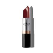 Purple red lipstick