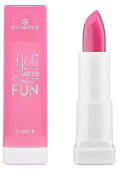 Essence Girls Just Wanna Have Fun Lipstick No. 02 Barbie Girl Lipstick 4g for Great Colours on the Lips Lipstick