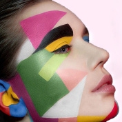 Lalang 12 Flash Colours Face Body Paint Oil Painting Make Up Set