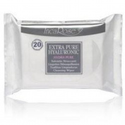 Incarose Extra Pure Hyaluronic 20 Cleansing Wipes